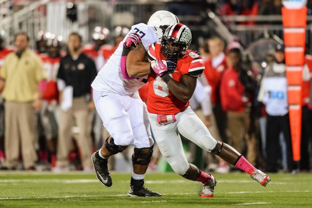 If Ohio State's Noah Spence Sues the Big Ten, How Will That Impact B1G's Image?