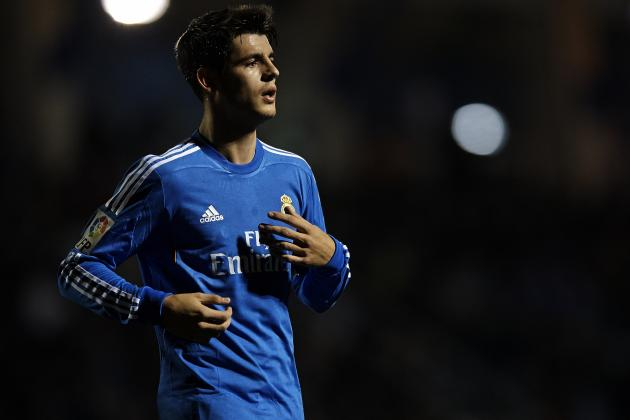 Arsenal Transfer News: Alvaro Morata Would Be Ideal January Addition for Gunners