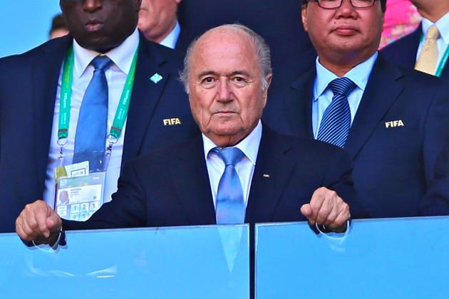 World Cup 2022 Winter Switch Compounds FIFA's Failures, Sets Dangerous Precedent