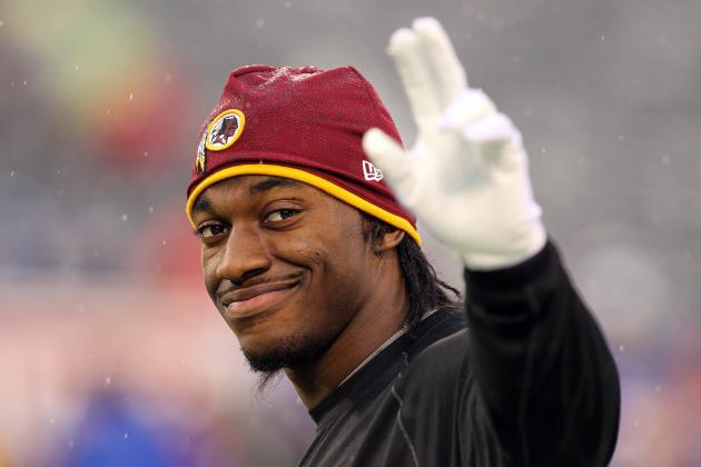 Griffin III Named Ed Block Courage Winner