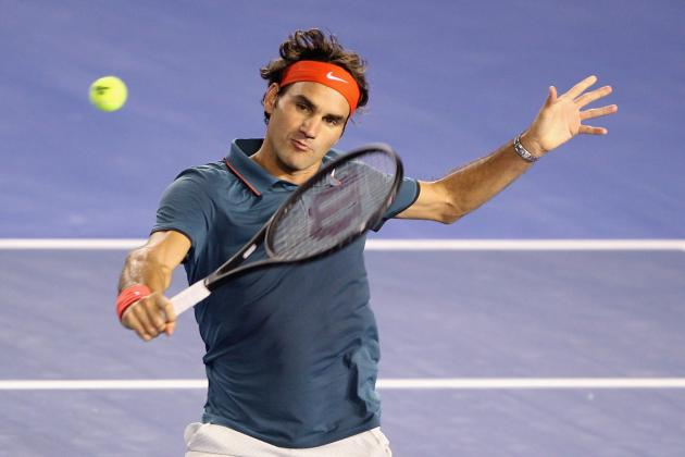 Roger Federer's Career Downturn Will Continue in Australian Open