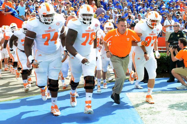 Tennessee Faces Another Brutal Schedule in 2014