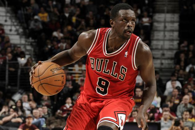 How Far Should Cleveland Cavaliers Go to Keep Luol Deng Long-Term?