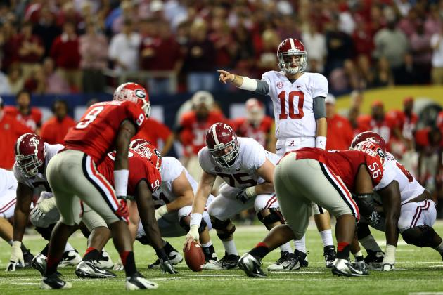 Who Really Had the Better College Football Career, AJ McCarron or Aaron Murray?