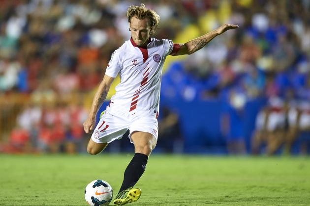 Scouting Report: Manchester United and Liverpool Target Ivan Rakitic