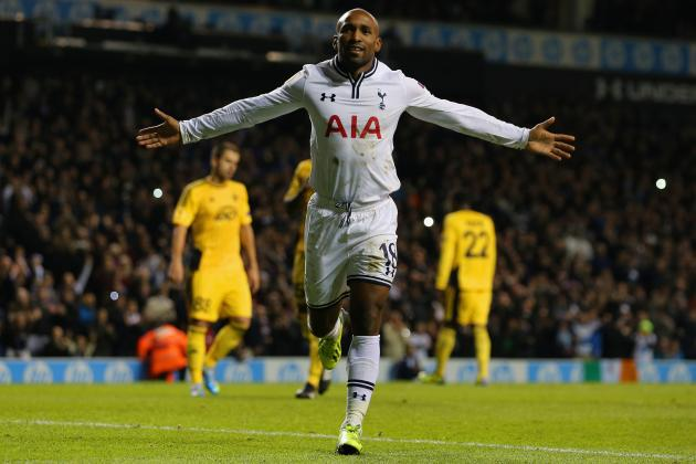 Jermain Defoe Officially Completes Transfer to Toronto FC from Tottenham