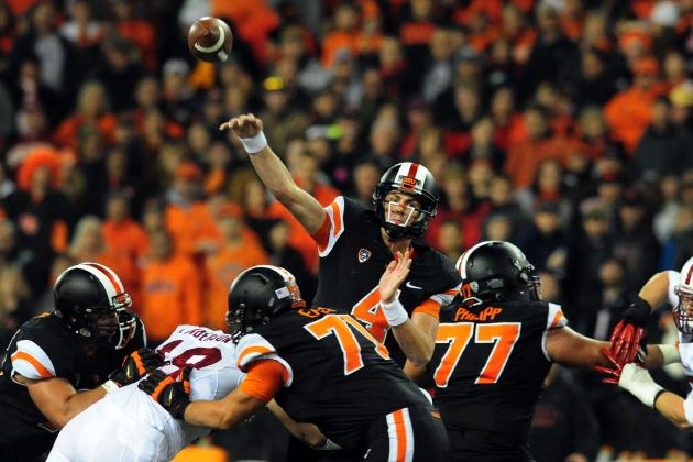 With Sean Mannion Returning, Pac 12 Football's 2014 QB Class Is Best in Nation