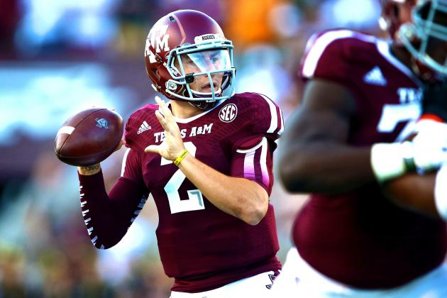 Johnny Manziel: Updated Draft Stock & Expert Analysis for NFL QB Prospect