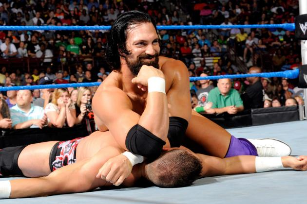 Damien Sandow and the Struggles of a WWE Superstar Without a Strong Finisher