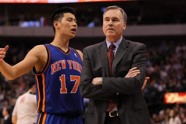 Jeremy Lin Maintains Relationship with D'Antoni