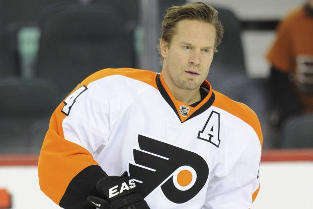 Olympics Never Get Old for Flyers' Timonen