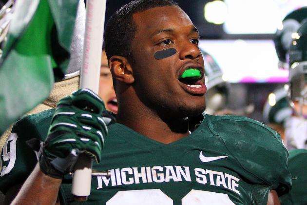 Michigan State Football DE Shilique Calhoun Earns Another National Honor