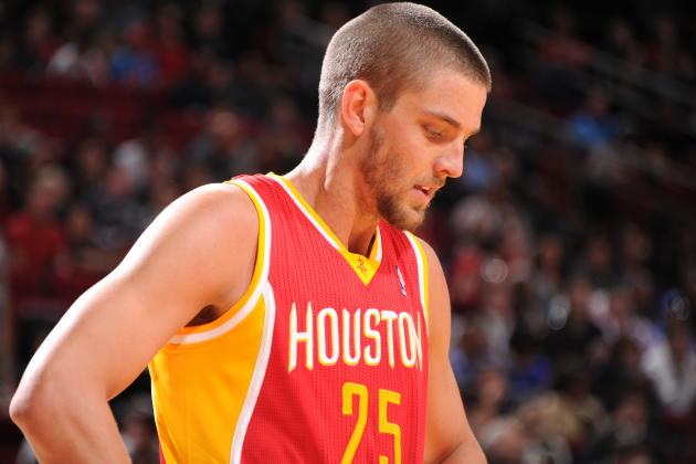Chandler Parsons, Greg Smith Miss Practice with Knee Injuries