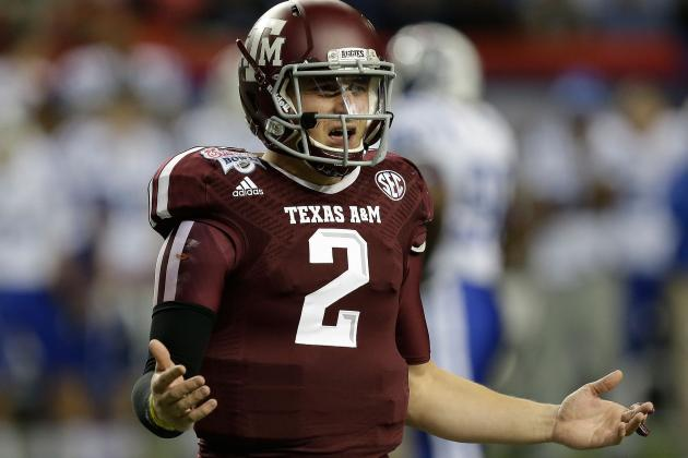 Vikings: Manziel Tempting, but Price Is High