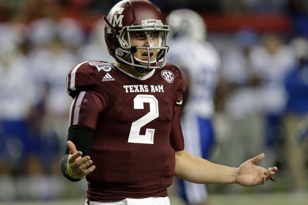 Could Johnny Manziel Land with Bucs?