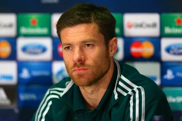 Xabi Alonso Signs 2-Year Contract with Real Madrid