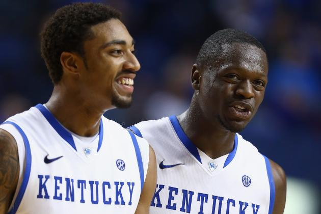 Kentucky Basketball Behaving More Like a Team, Calipari and Players Say