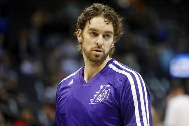 Breaking Down What LA Lakers Are Looking for in Potential Pau Gasol Trade