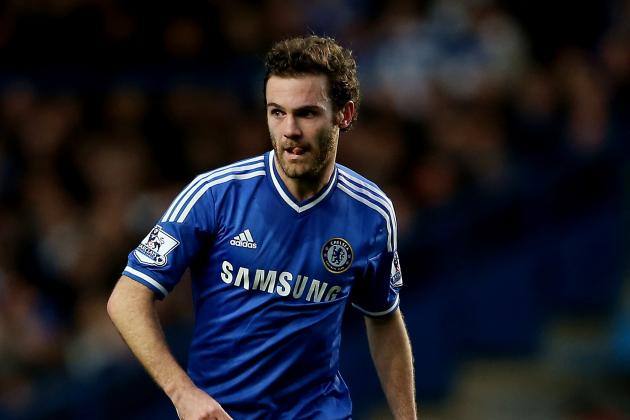 Chelsea Transfer Rumours: Latest Gossip Surrounding Juan Mata and More
