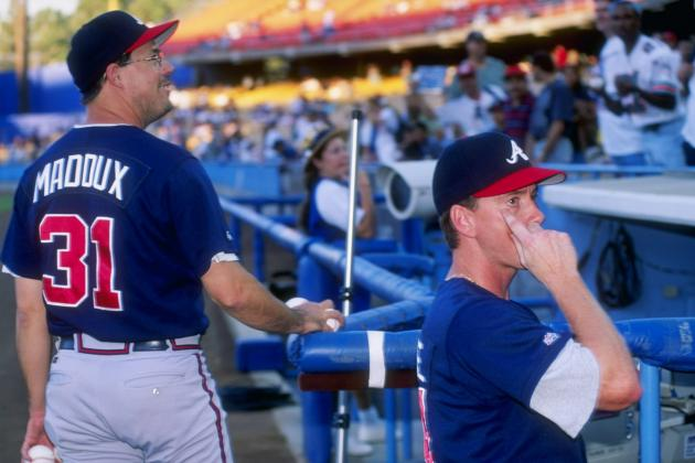 Where Greg Maddux, Tom Glavine Stand Among MLB's All-Time Great Pitchers
