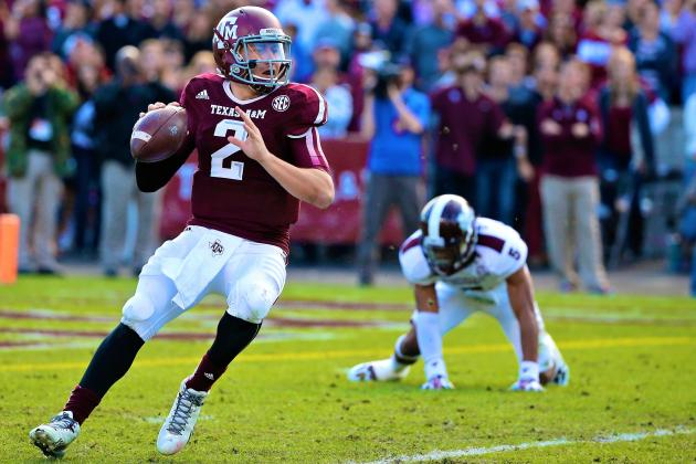 Johnny Manziel Declares for NFL Draft: What Is His College Football Legacy?