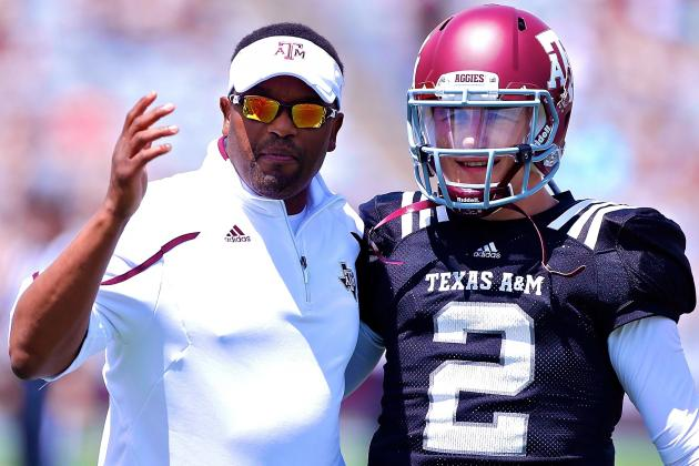 What Life After Johnny Manziel Will Be Like for Kevin Sumlin, Texas A&M