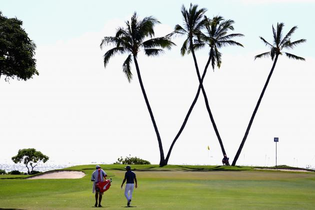 Sony Open 2014: Tee Times, Date and TV Schedule
