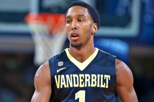 Eric McClellan Dismissed from Vanderbilt Basketball Team