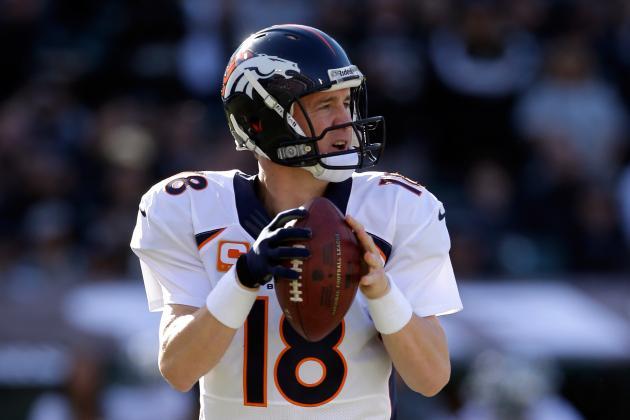 Peyton Manning: I'm Nearing the End, so I'm Enjoying It More