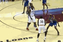 Anthony Bennett Isn't Too Excited About Setting Screens