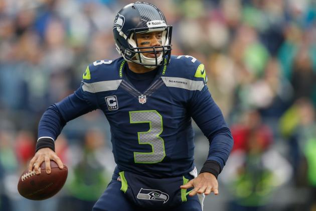 Russell Wilson Is Ready to Handle the 'Win Now' Pressure Placed on Seahawks