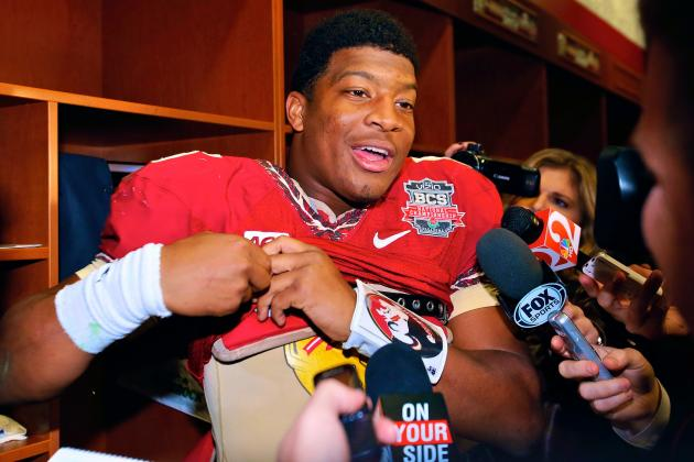 Jameis Winston's Accuser Plans to File Civil Suit