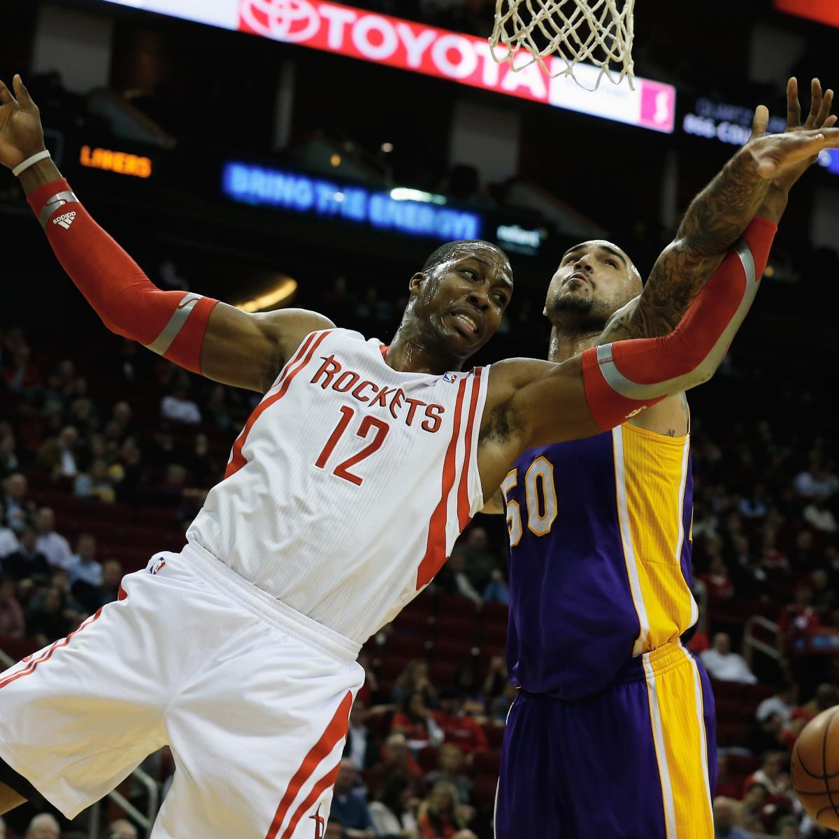 Houston Rockets X Lakers: Dwight Howard's Girlfriend Has Laker Hater Shirt For