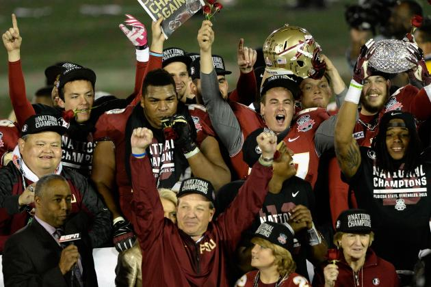 College football was 2013 florida state the most dominant team of college football was 2013 florida state the most dominant team of the bcs era bleacher report latest news videos and highlights voltagebd Image collections