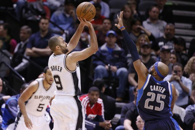 Dallas Mavericks vs. San Antonio Spurs: Live Score and Analysis