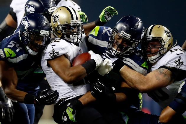 New Orleans Saints vs. Seattle Seahawks: Breaking Down Saints' Game Plan