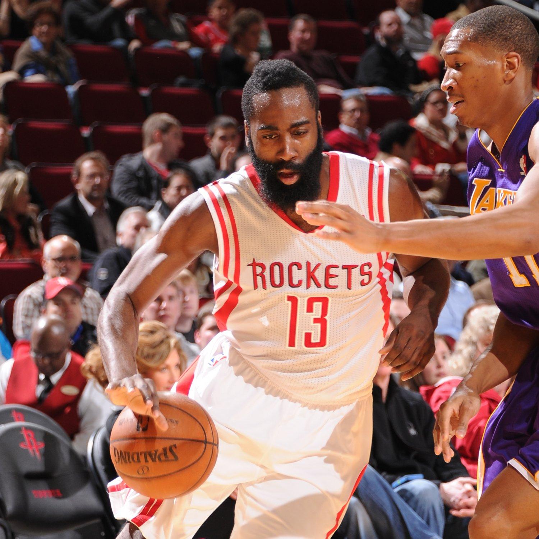 Houston Rockets 3rd Quarter Stats: Los Angeles Lakers Vs. Houston Rockets: Postgame Grades