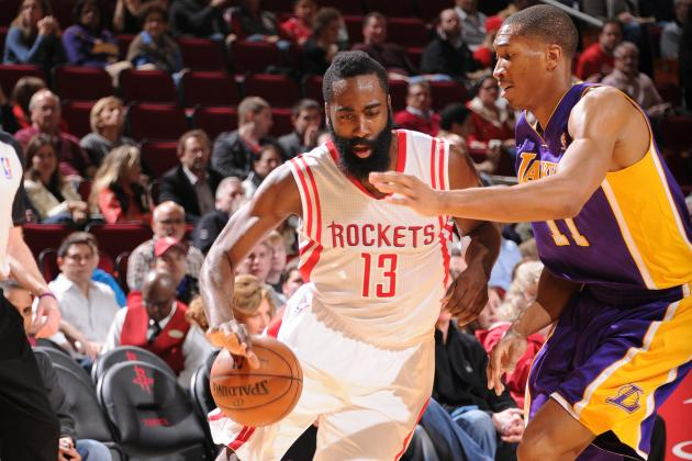 Los Angeles Lakers vs. Houston Rockets: Postgame Grades and Analysis
