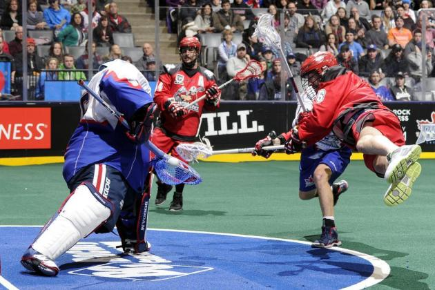 National Lacrosse League's Top 10 Plays of Week 2