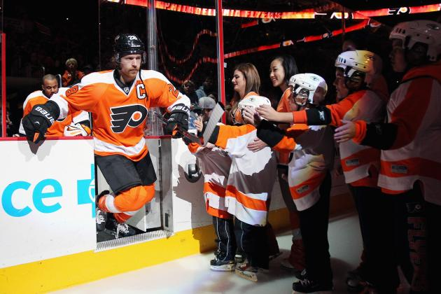 Should Claude Giroux Have Been Left off the Canadian Olympic Hockey Team?