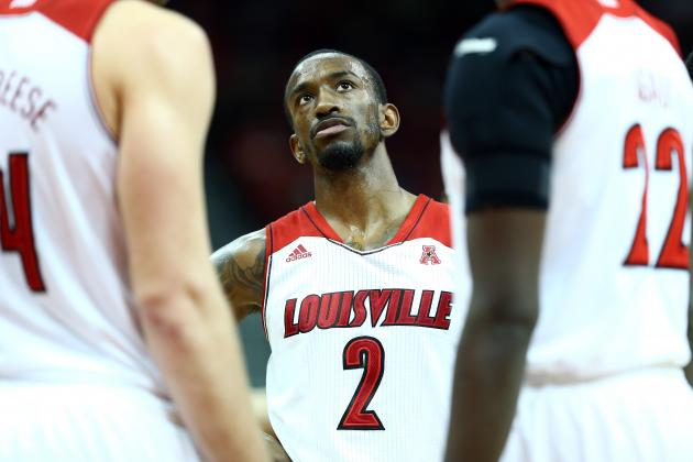 Memphis vs. Louisville: Why Winner of AAC Showdown Will Decide Conference Champ