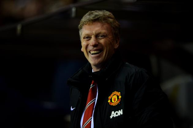 Manchester United Transfer News: New Budget Will Make David Moyes' Job Easier