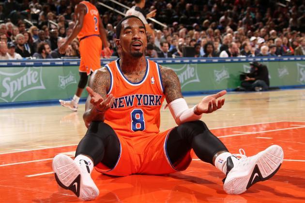 Why NY Knicks Should Actually Keep J.R. Smith