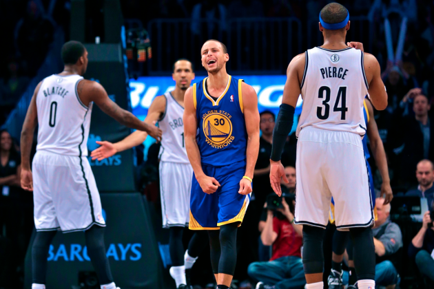 Golden State Warriors Can't Chase History with Barren Bench