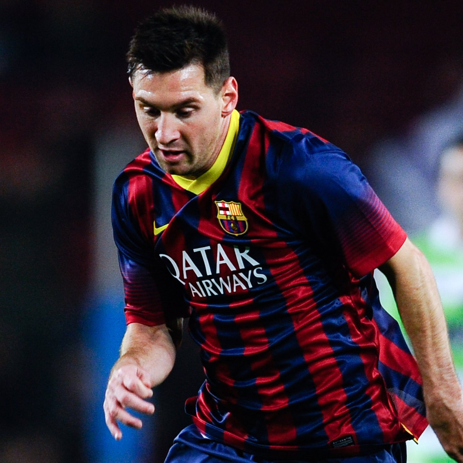 Lionel Messi Makes Strong Statement on Barcelona Future ...