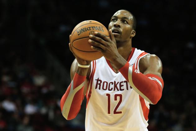 Lakers vs. Rockets: Should the NBA Put an End to Hack-a-Dwight Howard?