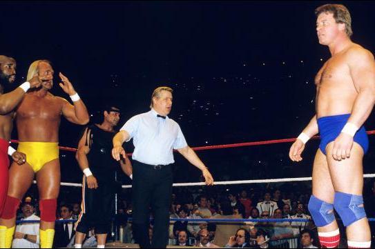 Report: Roddy Piper Pushing to Face Hulk Hogan at WrestleMania XXX?