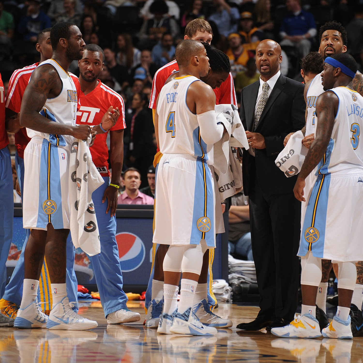 Denver Nuggets Famous Players: Final First-Half Player Power Rankings For Denver Nuggets