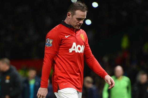 Wayne Rooney Exit Reportedly Feared in Manchester United Exodus