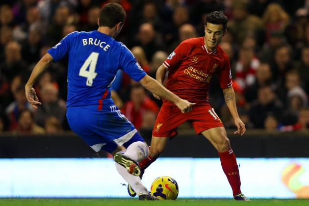A Resurgent Philippe Coutinho Can Be Brazil's Trump Card at 2014 World Cup